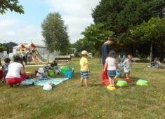 Relais Petite Enfance fête été 2017