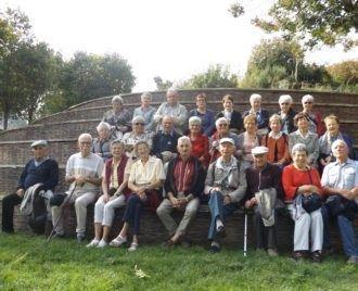 Voyage seniors en vacances