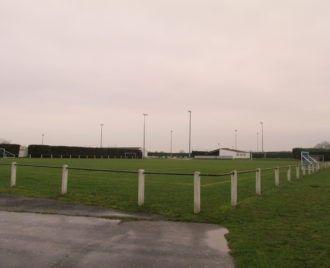 Interdiction d'utiliser le terrain de Football A pour les entraînements