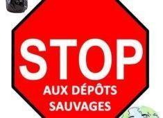 STOP AUX DEPOTS SAUVAGES