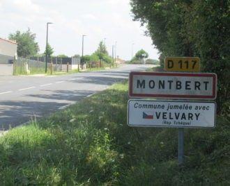 De nouveaux panneaux aux entrées de Montbert